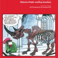 Wystawa Historia Polski według komiksu