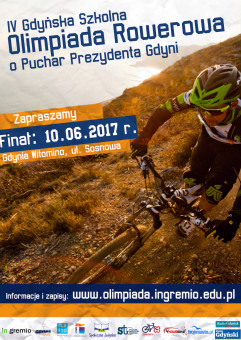 Olimpiada rowerowa o Puchar Prezydenta Gdyni