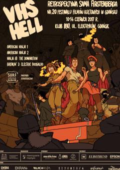 VHS Hell: Retrospektywa Sama Firstenberga
