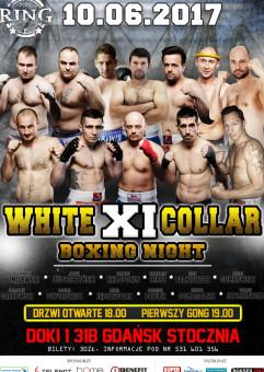 White Collar Boxing Night