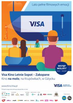 Visa Kino Letnie Sopot - Zakopane 2017