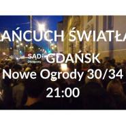 Łańcuch Światła - Gdańsk