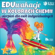 Chemia od Kuchni - Warsztaty Rodzinne w EduParku w ramach EduWakacji w Kolorach Chemii