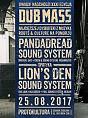 Dub Mass: Lion's Den