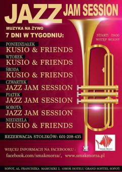 Kusio & Friends Koncert Plaża