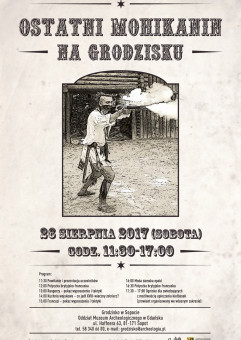 Ostatni Mohikanin na Grodzisku