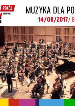 Muzyka Dla Pokoju - koncert inauguracyjny Festiwalu Solidarity of Arts