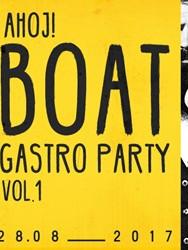 Boat gastro party 2017