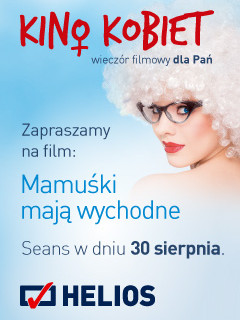 Kino Kobiet - Mamuśki mają wychodne