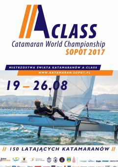 Mistrzostwa Świata Katamaranów klasy A