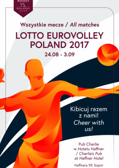 Transmisje Lotto Eurovolley Poland 2017