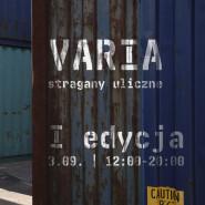 Varia - stragany uliczne
