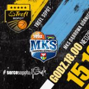 Koszykówka: TREFL Sopot - MKS Dąbrowa Górnicza