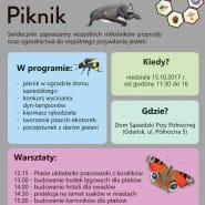 Piknik Sąsiedztwo dla Bioróżnorodności