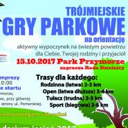 Trójmiejskie Gry Parkowe na Orientację Almanak 2017