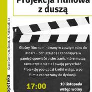 Prelekcja filmowa z dyskusją