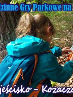 Rodzinne Gry Parkowe na Orientację - Kozacza Góra