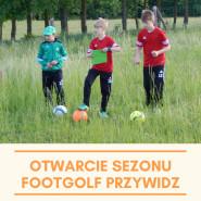 Otwarcie sezonu Footgolf