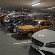 Zlot Mercedesa