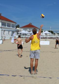 Ziaja Cup Open - turniej siatkówki