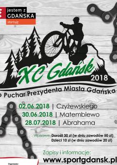 Finałowe zawody XC Gdańsk 2018