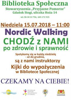 Nordic Walking dla seniorów