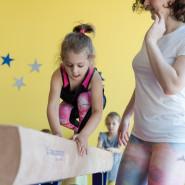 Zajęcia gimnastyczne dla dzieci 5-7 lat