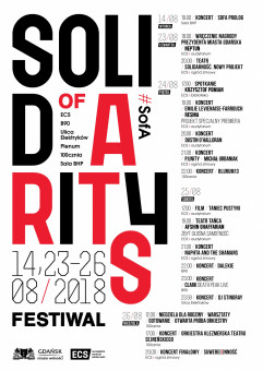 Solidarity Of Arts 2018