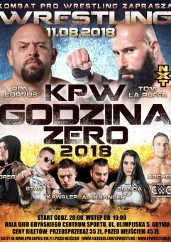 Gala Wrestlingu: KPW Godzina Zero 2018
