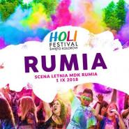 Rumia Holi Festival - Święto Kolorów