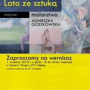 Agnieszka Gostkowska - wernisaż