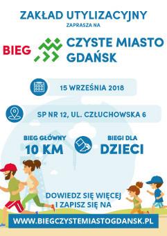 Bieg Rodzinny Czyste Miasto Gdańsk
