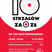 10 strzałów na 100-lecie Niepodległości