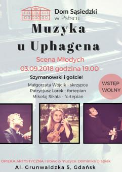 Scena Młodych: Muzyka u Uphagena
