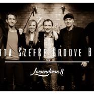 Marta Szefke Groove Band w Lawendowej 8