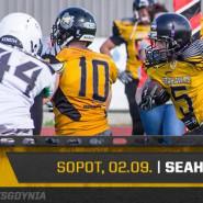 LFA9 | Seahawks Gdynia B vs. Białe Lwy Gdańsk