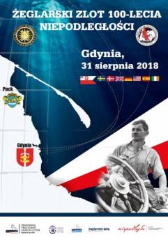 Polonijny Żeglarski Zlot 100-lecia Niepodległości