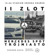 II Zlot Mercedes Spot Trójmiasto