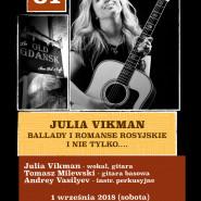 Julia Vikman - Ballady i Romanse Rosyjskie i nie tylko.