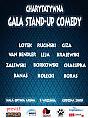 Charytatywna Gala Stand-up Comedy