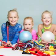 Umuzykalnienie z tańcem w tle dla dzieci 2-4 lat