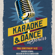 Karaoke&Dance z Doriss - finał grudnia