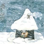 O zimie - czytanie dla dzieci 2+ z opiekunem
