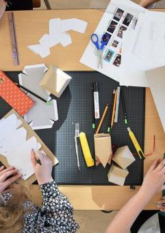 Odkrytka - warsztaty projektowe dla dorosłych