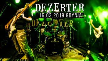 Bilety na koncert  Dezertera