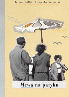 Mewa na patyku - promocja książki
