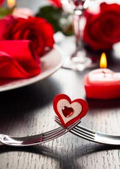 Walentynki w romantycznych komnatach zamkowych