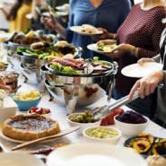 Niedzielny Obiad na Kaszubach. Kaszubski bufet rozmaitości. Brunch za miastem.