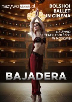 Balet Bolszoj: Bajadera