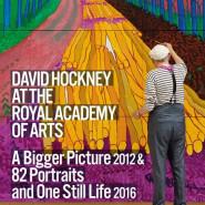 Sztuka w Centrum. Hockney. Pejzaże, portrety i martwe natury